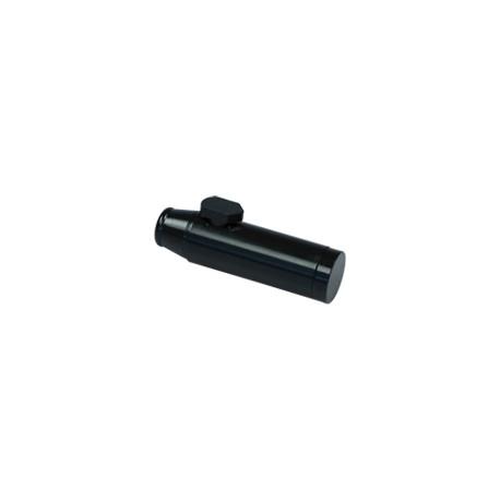 Doser in Black Aluminum