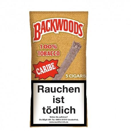 Backwoods 'Caribe Rum'