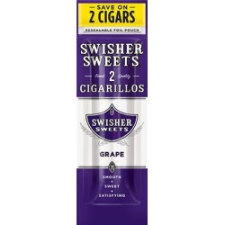 Swisher Sweets 'Grape' Uva