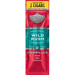 Swisher Sweets 'Wild Rush'