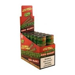 Cyclones pre-rolled Hemp 'Red Alert' (2PZ)