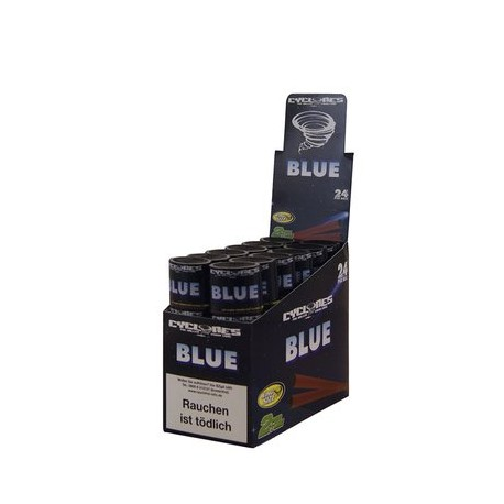 Cyclones pre-rolled 'Blue' (2PZ)