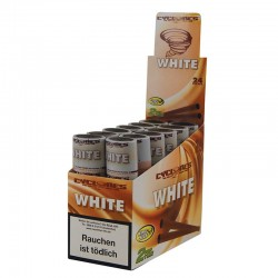 Cyclones pre-rolled 'White' (2PZ)
