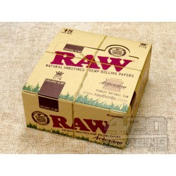 Raw Artesano Organic King size Slim + Filters