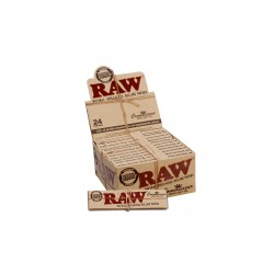 Raw Connoisseur King Size Slim + Filter Box