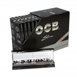 OCB Black Premium King Size Slim + Filters