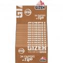 Gizeh Pure Organic King Size Slim + Filtres Box