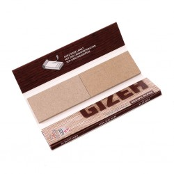 Gizeh Brown King Size Slim + Filters