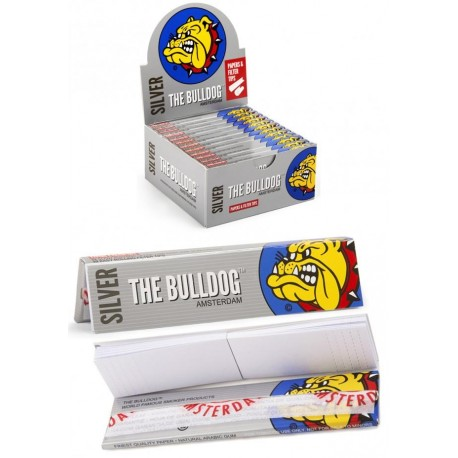 Bulldog Silver King Size Slim + Filters