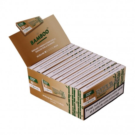 Rizla Bamboo King Size Slim + Filters