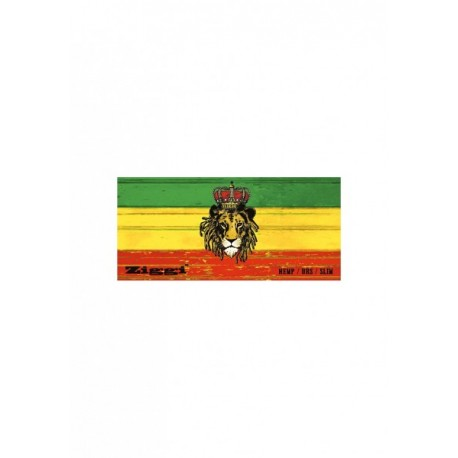 Ziggy Rasta Lion King Size Slim + Filters Box