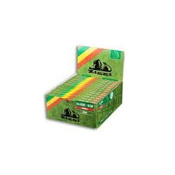 Ziggi Grün King Size Slim + Filter Box