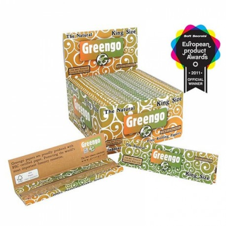Greengo Slim King Size Box