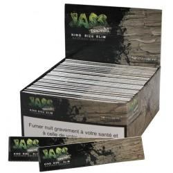 Jass Brown King Size Slim Box