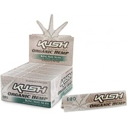 Kush Organic Canapa King Size Slim Box