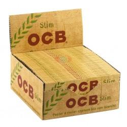 OCB Organic King Size Slim Box