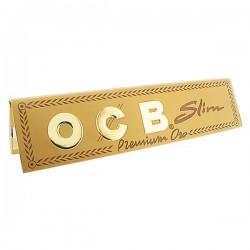 OCB Premium Oro King Size Slim