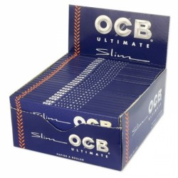OCB Ultimate King Size Slim Box