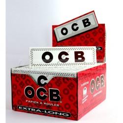 OCB White Long King Size Box