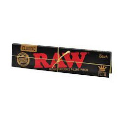 Raw Black Classic King Size Slim