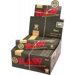 Raw Black Classic King Size Slim Box