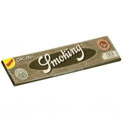 Smoking Organic King Size Slim