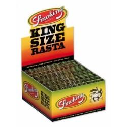 Smoking Rasta king Size Slim Box