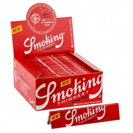 Smoking Thinnest King Size Slim Box
