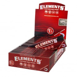 Elements Rot 1 1/4 Medium Size Box