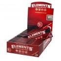 Elements Red 1 1/4 Medium Size Box