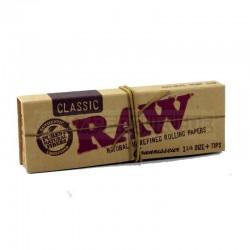 Raw Connoisseur Classic 1 1/4 Medium Size + Filtri