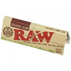 Raw Organic 1 1/4 Medium Size
