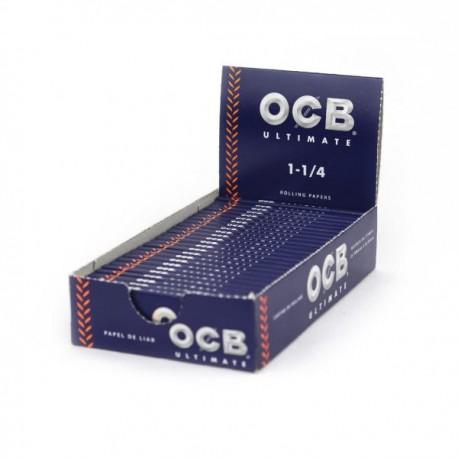 Ocb Ultimate 1 1/4 Medium Size Box