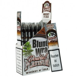 Blunt 'Whiskey n' Cola'