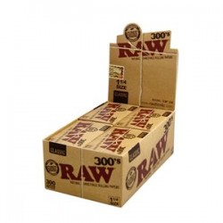 Raw 300'S Classic 1 1/4 mittelgroße Box