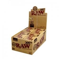 Raw 300'S Classic taille moyenne 1 1/4 Box