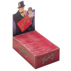 Smoking Arroz 1 1/4 Taille Moyenne Box