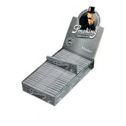 Smoking Master 1 1/4 de taille moyenne Boîte