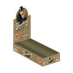 Smoking Bio 1 1/4 Taille Moyenne Boîte