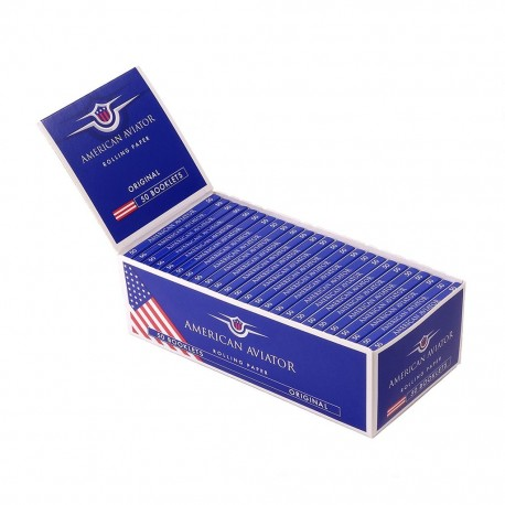 American Aviator Original Regular Size Box