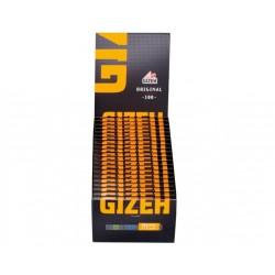 Gizeh Schwarz Double Original Regular Size Box