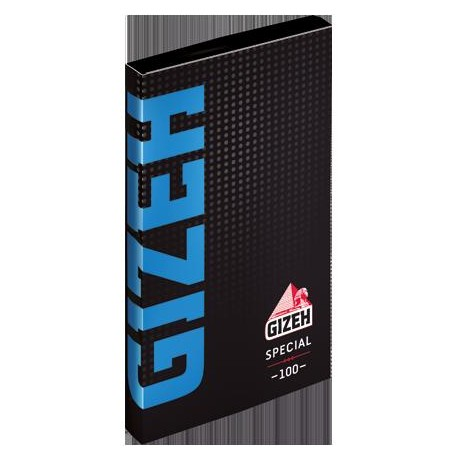 Gizeh Black Double Special Regular Size
