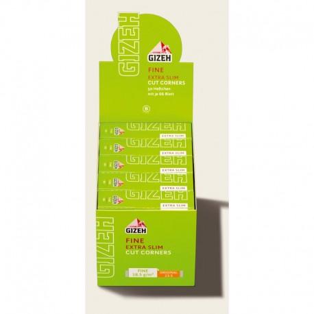 Gizeh Fine Regular Size Extra Slim Box