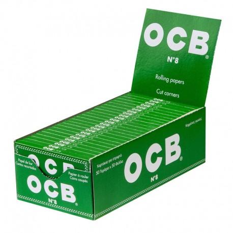 OCB Green Regular Size Box