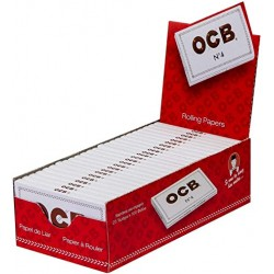 OCB White Double Regular Size Box