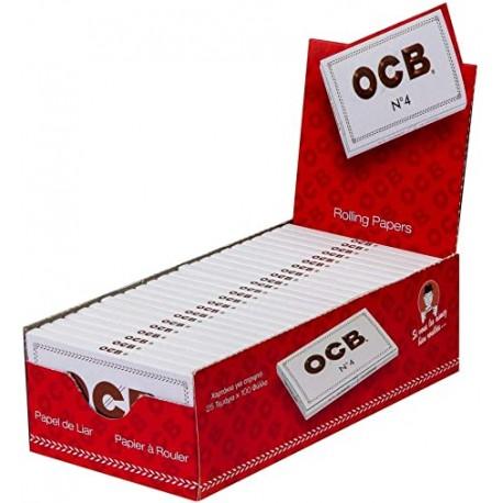 OCB White Double Regular Size