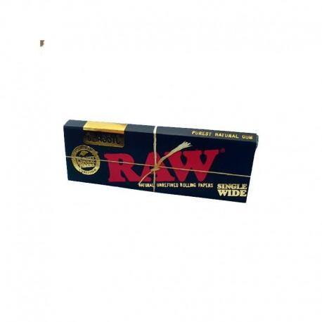 Raw Black Single Wide