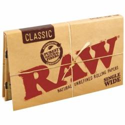 Raw Classique double simple large