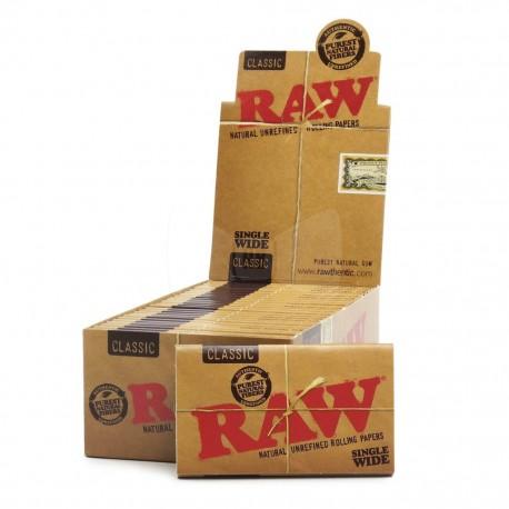 Raw Classic Double Single Wide Box