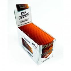 Rizla Liquorice Regular Size Box